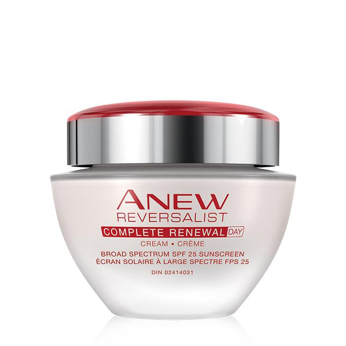 Anew Reversalist Complete Renewal Day Cream Broad Spectrum SPF 25